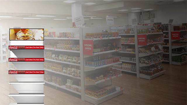 Shelf Edge Digital Displays