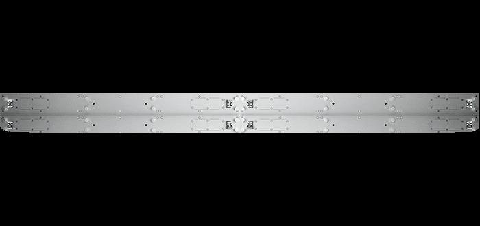 LED digital shelf edge displays