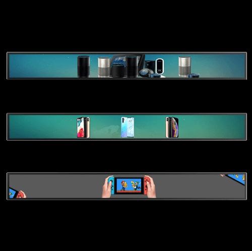 Shelf LED Displays