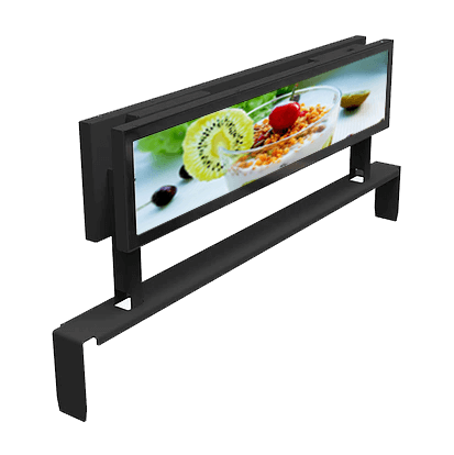 36.6'' Double Side Stretched Displays