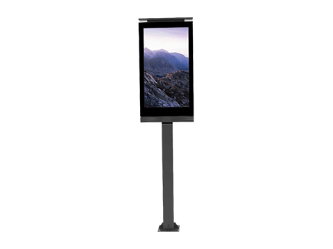 Double Sided Outdoor Displays